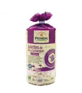 Galettes de Riz de Camargue au SÉSAME bio & sans gluten