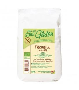 Fécule de mais bio & sans gluten