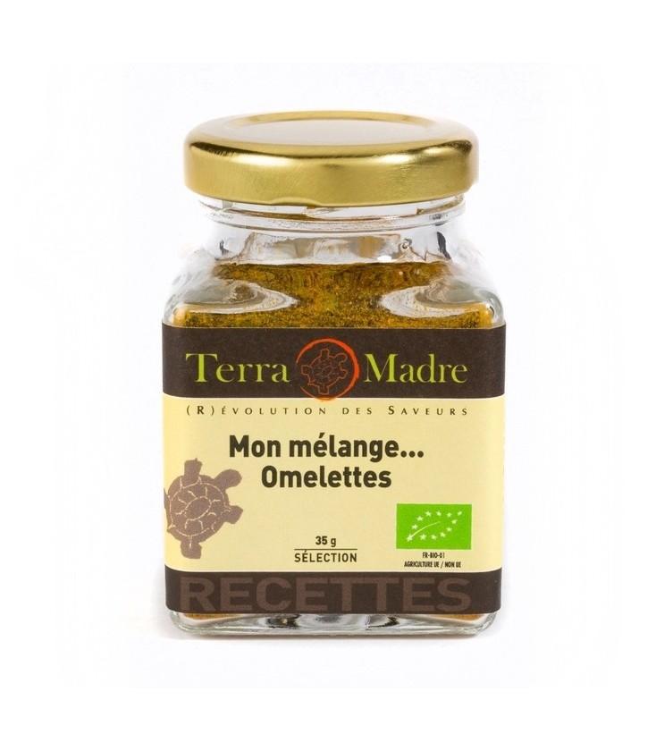 Mélange pour Omelette bio