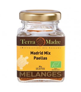 Madrid Mix Mélange pour paella bio