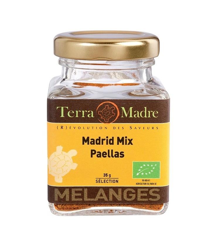 Mélange d'épices bio Madrid Mix