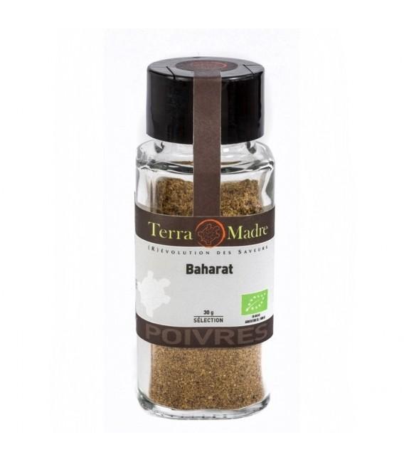 Baharat, poivre à l'orientale bio