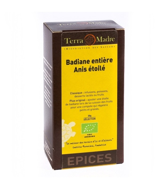 Badiane anis toil - Etoile de badiane cuisine ...