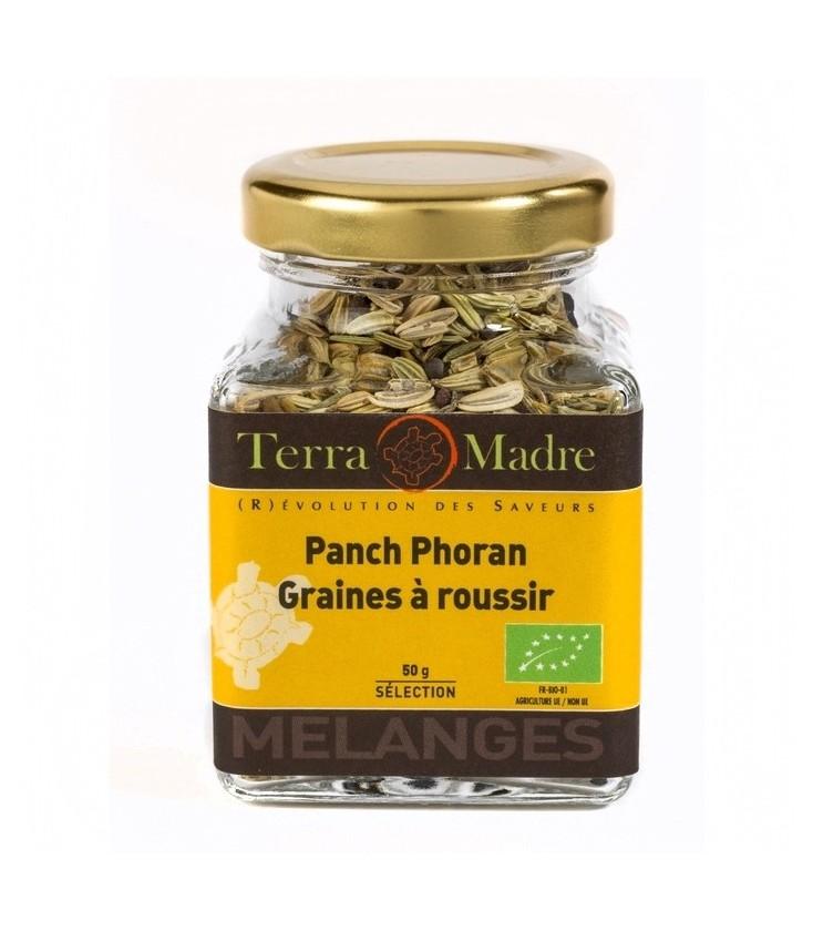 Panch Phoran bio