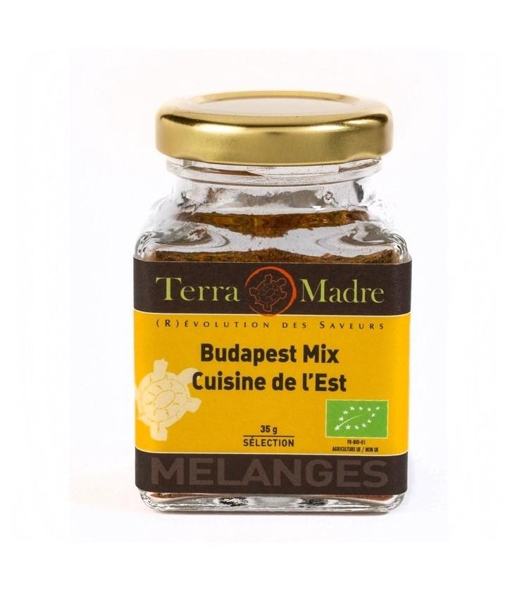 Budapest Mix Bio - Mélange pour Goulash & Ragoûts