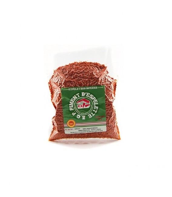 Piment d'Espelette AOP 250 g
