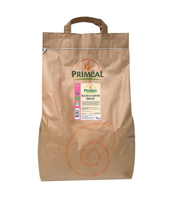PRIMEAL RHD - Sucre de Canne Blond bio & équitable