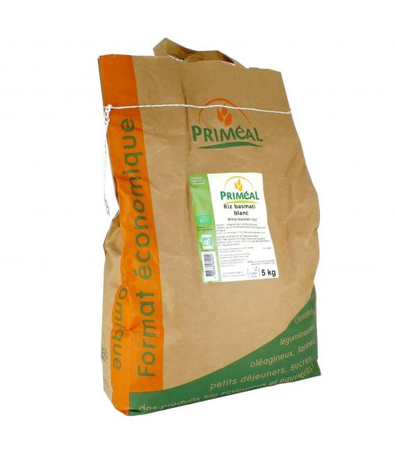 PRIMEAL RHD - Riz basmati blanc bio