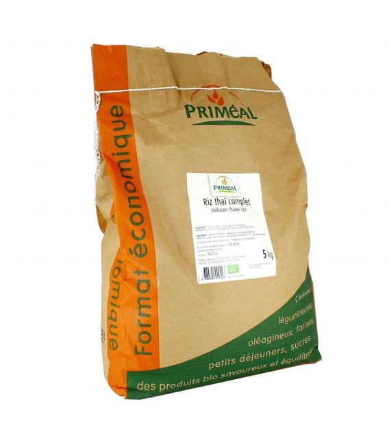 RHD - Riz thaï brun complet bio 5 kg