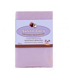 Savon Coco Relax : Lavande / Camomille