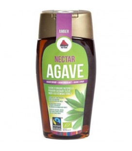 Amber Nectar Agave -sirop d'agave bio et équitable