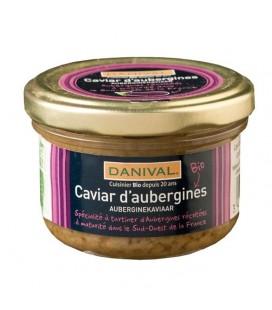Caviar d'Aubergines bio