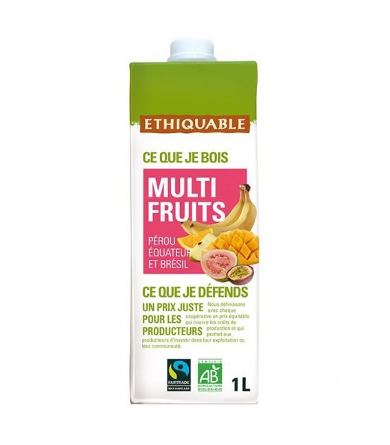 Jus Multi Fruits bio & équitable