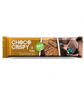 Barre choco crispy bio & équitable