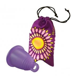 """Coupe menstruelle """"Anneau"""" - Violette"""