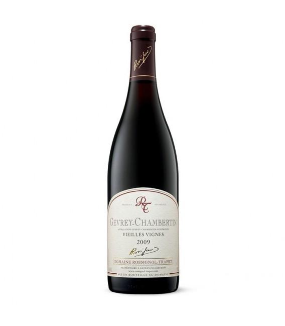 Vin Rouge de Bourgogne - GEVREY-CHAMBERTIN Bio - Vieilles Vignes 2010