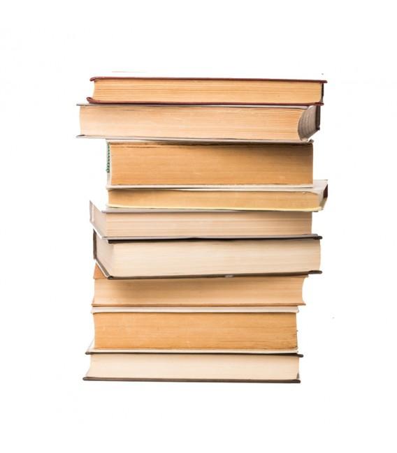 """Un livre """"Mystère"""", d'occasion, choisi par une main innocente..."""