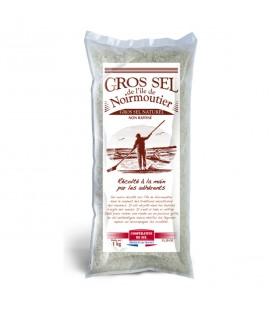 Gros sel naturel non raffiné de l'île de Norimoutier