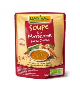 Soupe bio à la Marocaine façon Chorba