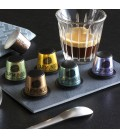 Capsules de Café DARK EBENE (Puissant) x10