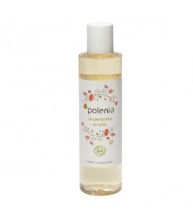 Shampoing bio au miel