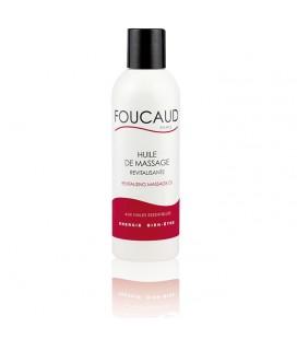 FOUCAUD - Huile de massage aux huiles essentielles