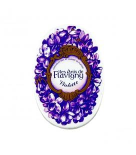 Bonbons à l'anis parfumés à la violette