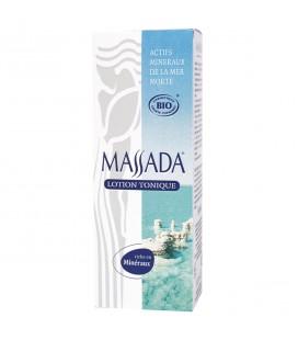 MASSADA - Lotion tonique bio pour le visage aux actifs minéraux de la Mer Morte