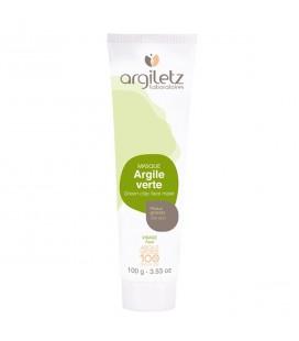 ARGILETZ - Masque pour le visage à l'argile verte