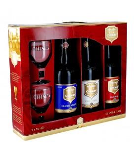 Coffret Cadeau Découverte de bières - Abbaye de Chimay