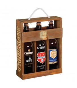 Coffret cadeau bières - Abbaye de Chimay