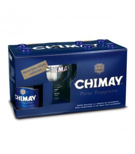 Coffret bière Chimay Bleue - Abbaye de Chimay