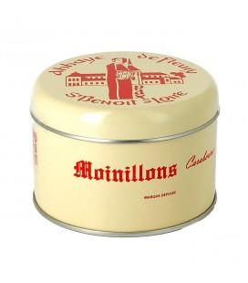 Boîte de moinillons au caramel au beurre