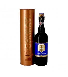 Coffret Cadeau Métal bière Chimay Grande Réserve 2015 - Abbaye de Chimay