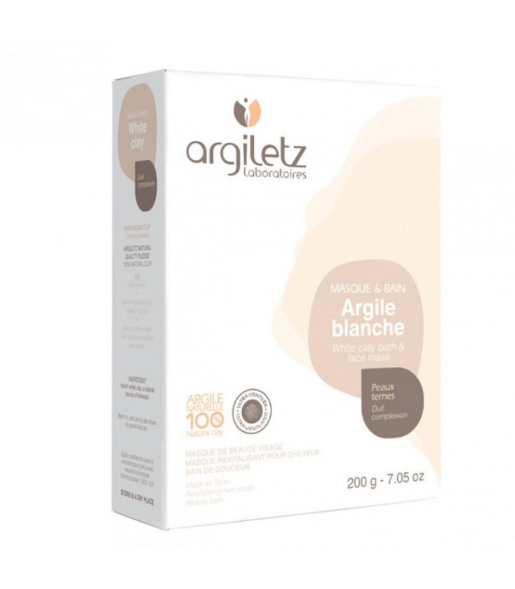 Argile blanche ultra ventilée pour Masque & Bain