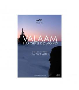 DVD - VALAAM l'archipel des moines - documentaire de François Lespés