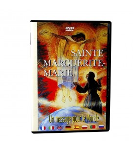 MONASTERE DE LA VISITATION - DVD - Sainte Marguerite-Marie Un message pour le monde