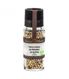 DATE DÉPASSÉE - Poivre Blanc Malabar bio en grains