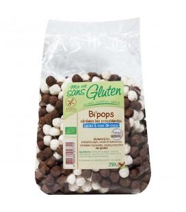 Bi'pops, céréales bio & sans gluten