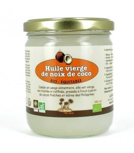 Extra Virgin Organic Raw Coconut Oil