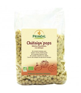 Châtaign'pops bio - Céréales à base de châtaigne