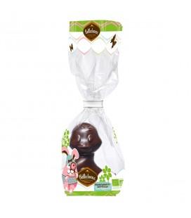 Petit poussin au chocolat noir 57% bio et équitable