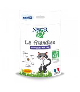 Friandise bio pour chat