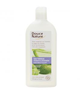 Eau tonique - Hydrate et Régénère - Aloe vera et Bleuet bio