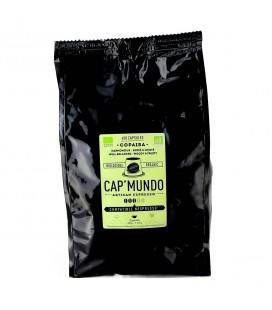 Capsules de Café COPAIBA bio x50