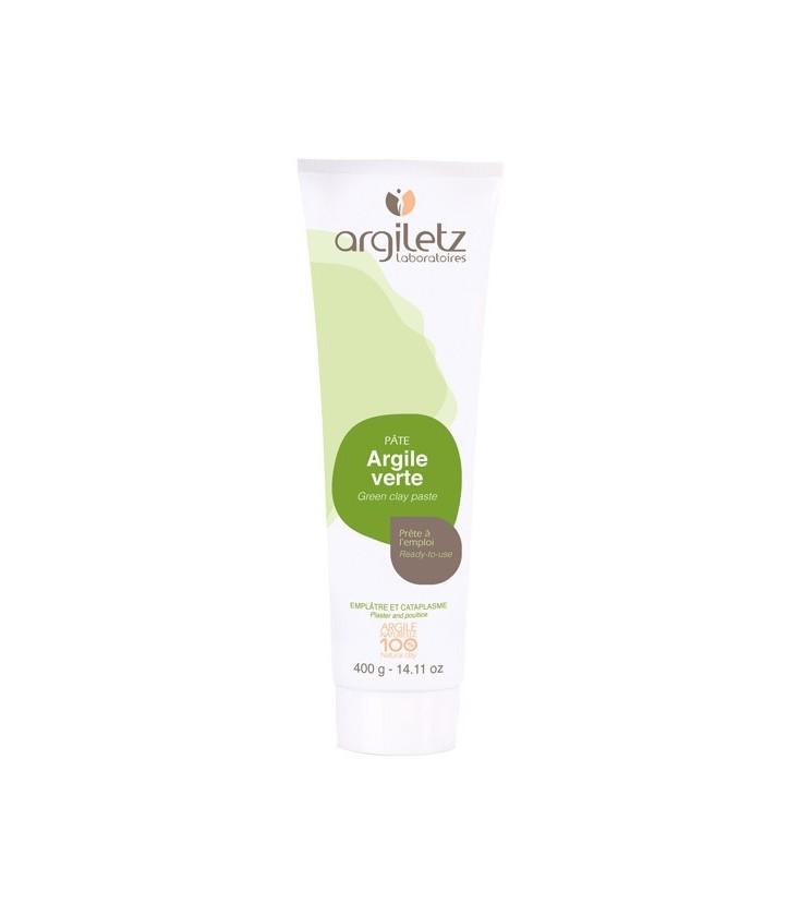 ARGILETZ - Pâte d'argile verte prête à l'emploi