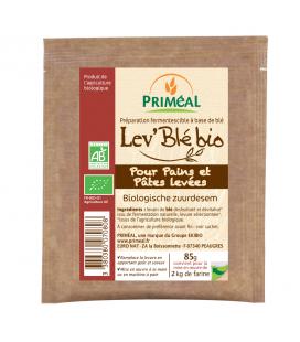 Lev'Blé bio pour pains et pâtes levées