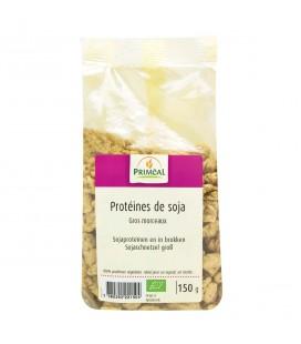 Protéines de Soja texturées bio & vegan