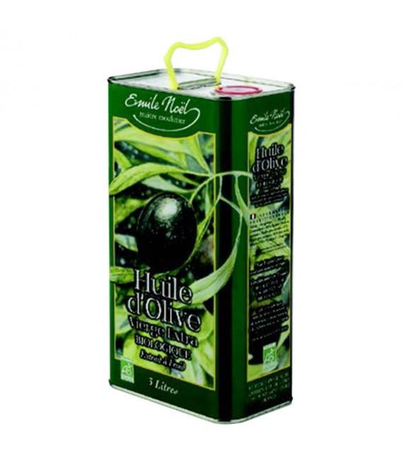 Huile d'olive vierge extra fruitée bio