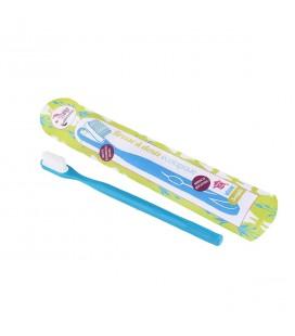 Brosse à dents écologique avec tête rechargeable incluse